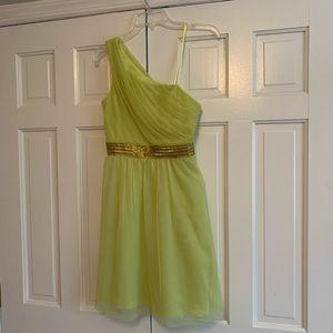 Max & Cleo lime dress